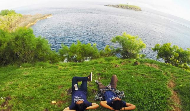 Bukit Asah Karangasem, Spot Destinasi Dengan Sejuta Pesona
