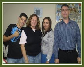Jony, L. Afonso, Rose e Clara