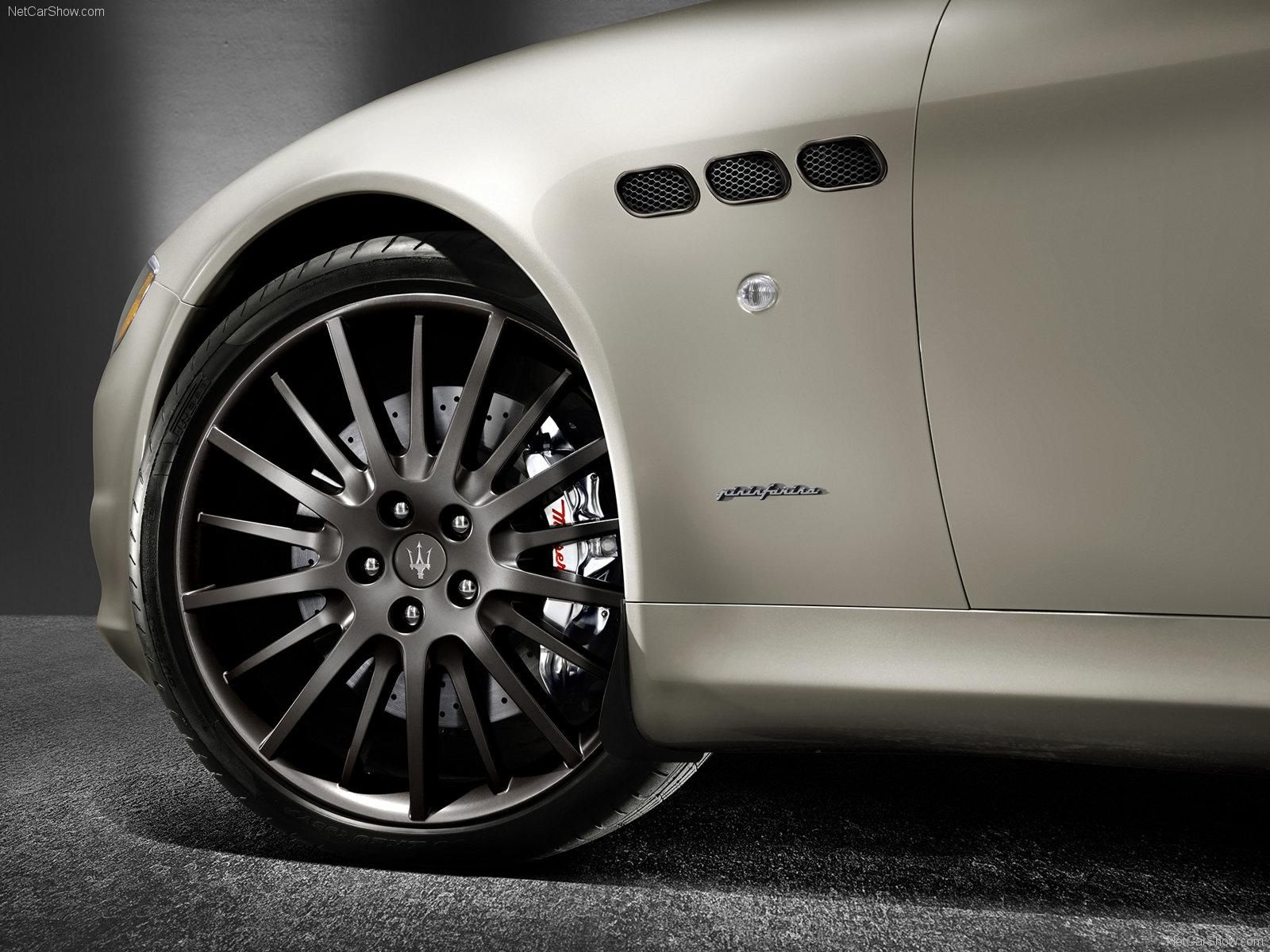 Hình ảnh siêu xe Maserati Quattroporte Sport GT S Awards Edition 2011 & nội ngoại thất