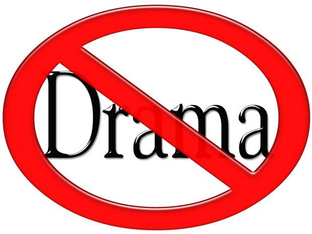 Drama não