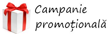 Campanie promotionala