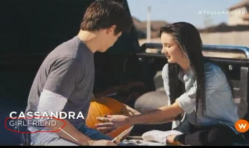 Scott dating cassandra