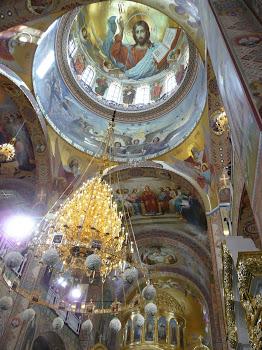 Sfanta Manastire Banceni-Ucraina !