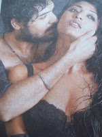 Paoli Vikram hot kiss photo