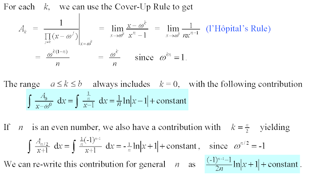 integration by partial fractions problems and solutions pdf