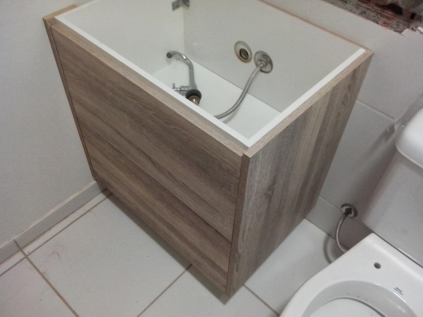 Imagens de #4B3E38 Reforma do meu apê: Planejados Banheiros e corredor 1600x1200 px 3612 Banheiros Social Planejados