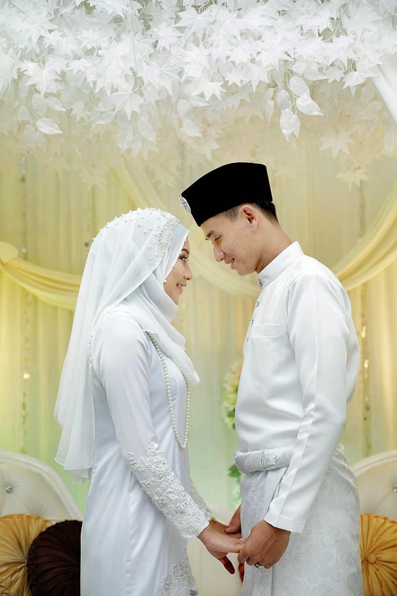 Manisnye Diary Wedding 2 Baju Akad Nikah Dan Sanding