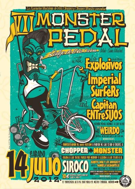 Monster Pedal 2012