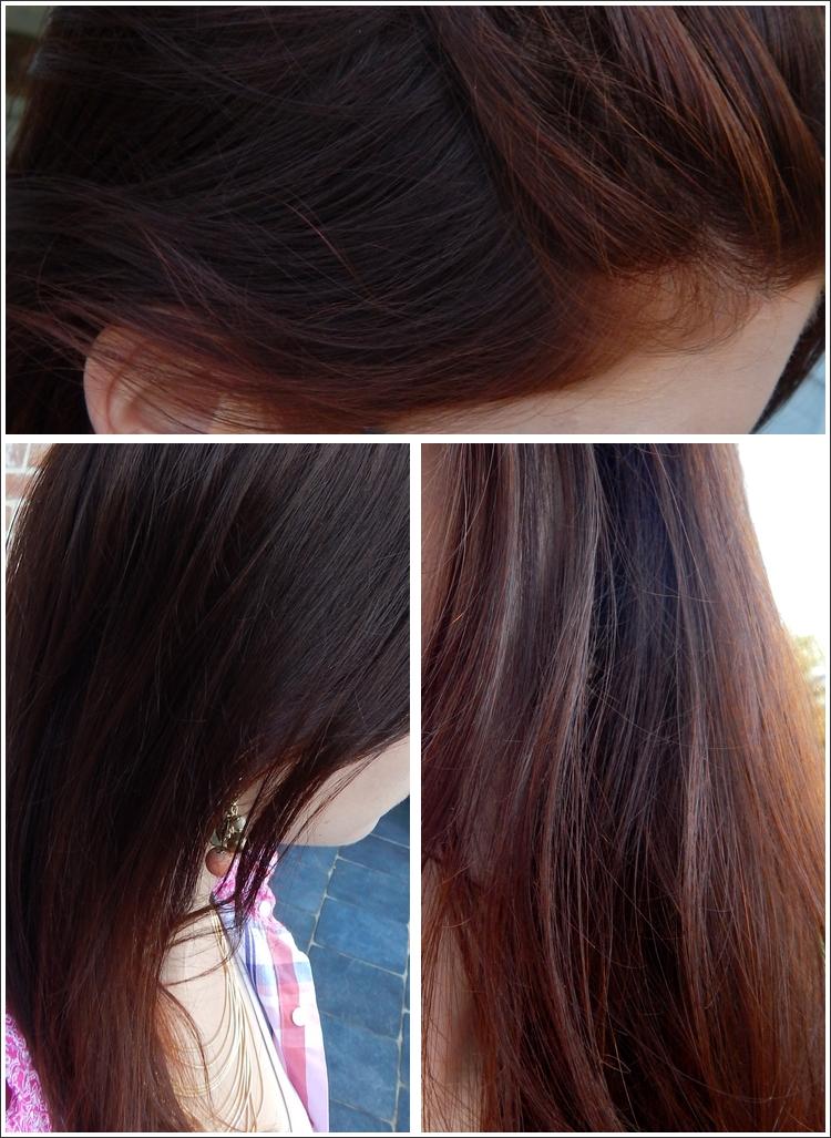 leffet la lumire du jour sans rayons de soleil cliquez sur la photo pour agrandir - Coloration Khadi Rouge