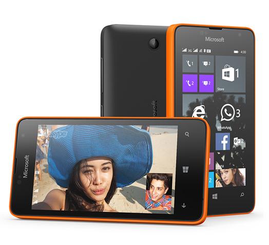 Spesifikasi dan Harga Microsoft Lumia 430