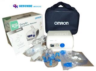 Jual Nebulizer Omron