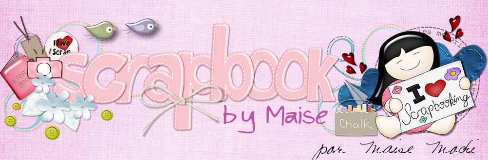 Scrapbooking By Maise