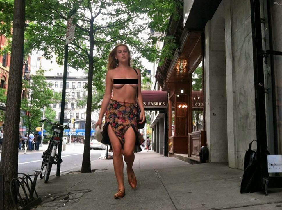 scout willis, rumer willis, demi moore, free the nipple, instagram,