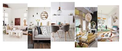 Tendencias decorativas para el 2016: combinación de materiales y diferentes estilos decorativos