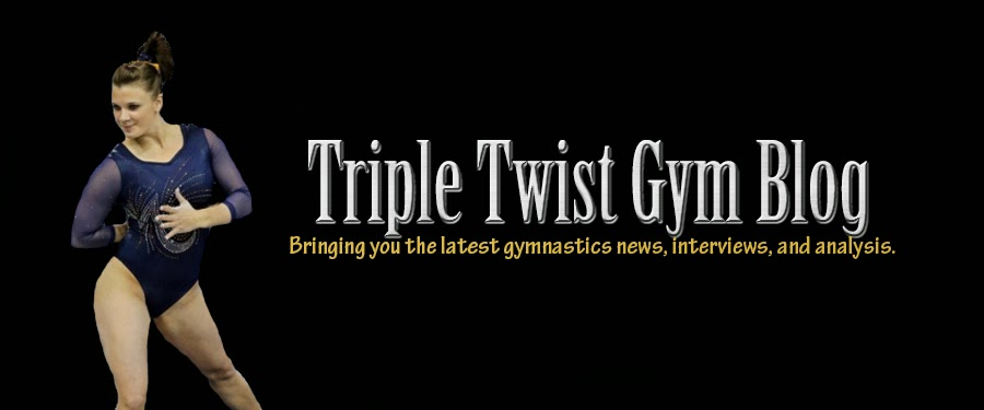 Triple Twist Gym Blog