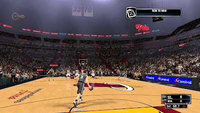 NBA 2K14 Global Mod