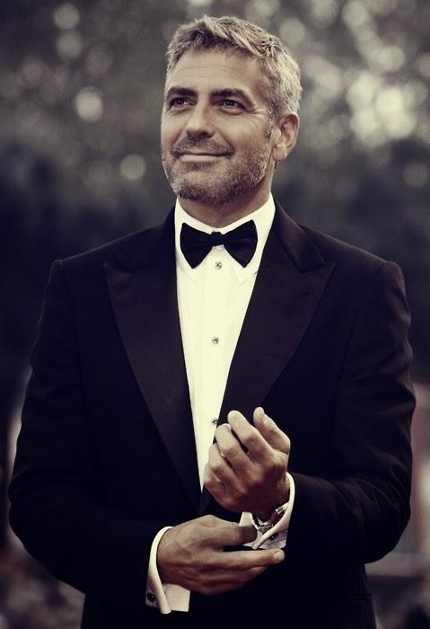 OMG George Clooney hat wirklich geheiratet.
