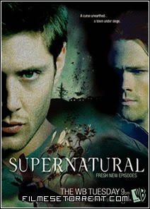 Supernatural 4 Temporada Torrent HDTV