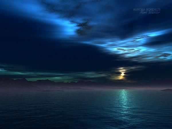 foto-foto aurora