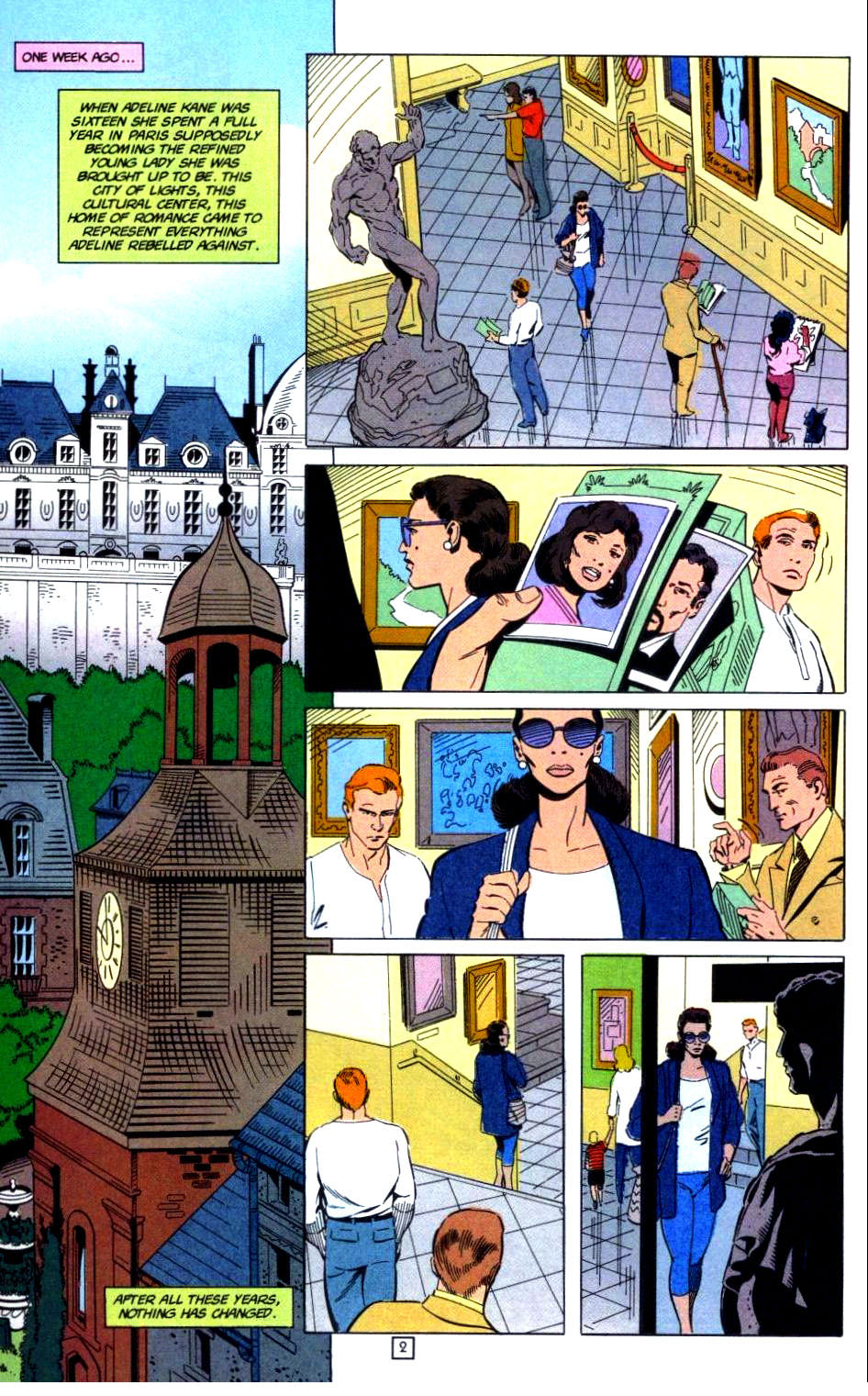 Deathstroke (1991) Issue #32 #37 - English 3