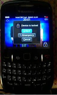 cara mengatasi lupa password layar kunci bb