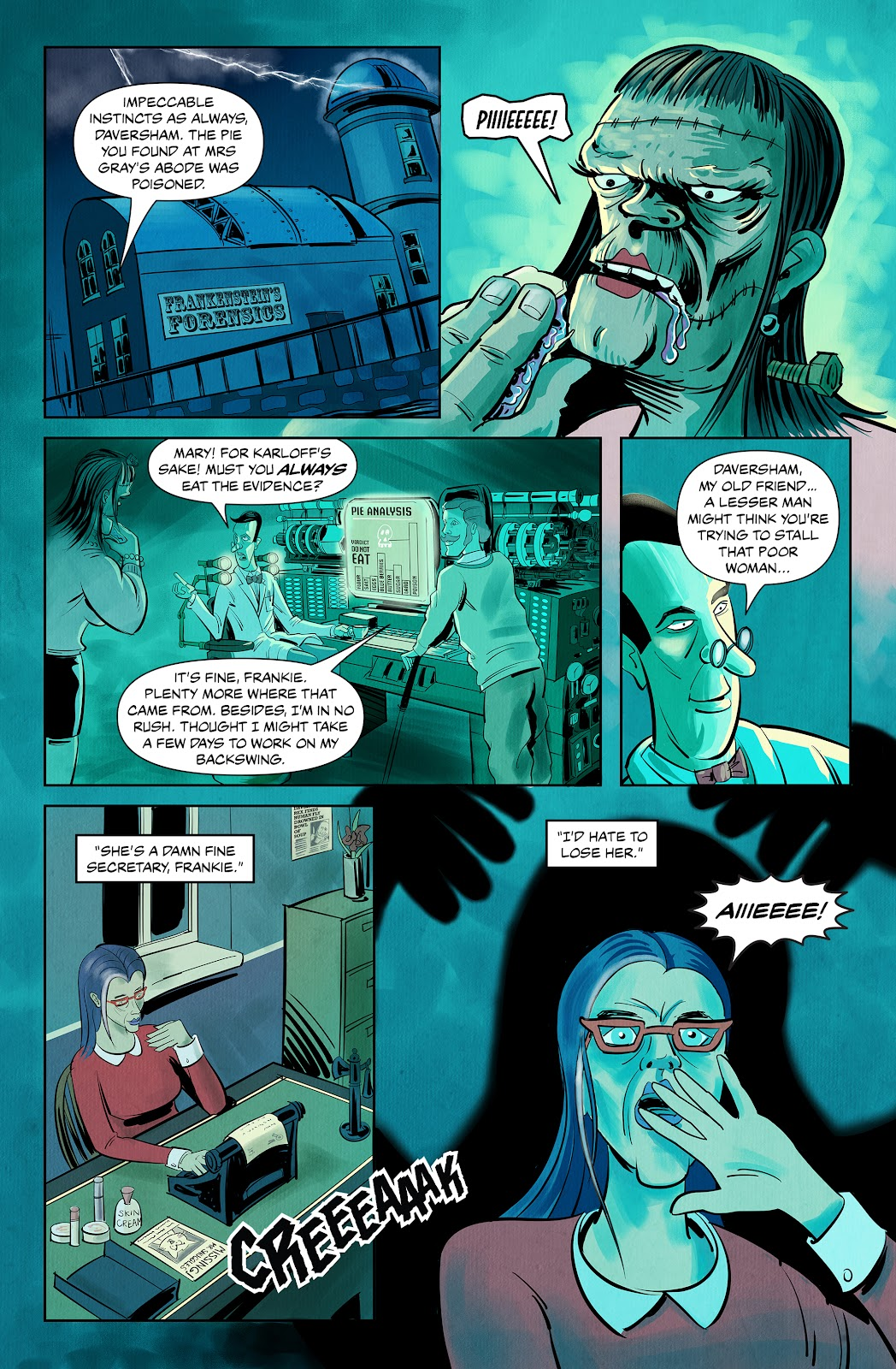 100% Biodegradable Issue #18 #18 - English 6