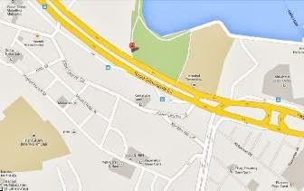 Mapa de Zinhan Kebap House