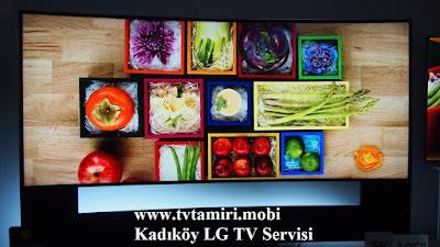 Kadikoy LG TV Servisi