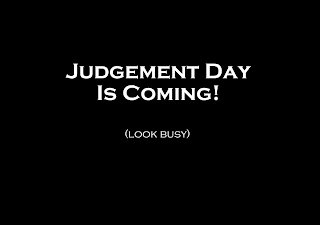 reporting to the commander on judgement day Executive command staff compliance with the stipulated judgment and report dissolved in riverside county superior court the same day.