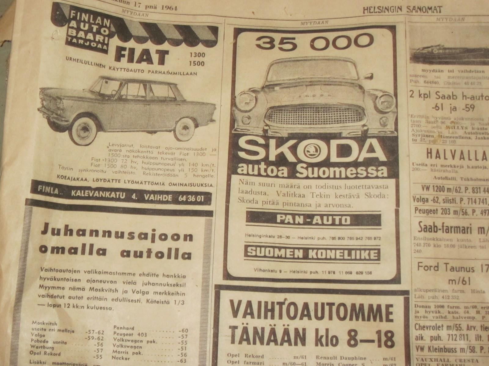 vanhat sanomalehdet arkisto Kokkola