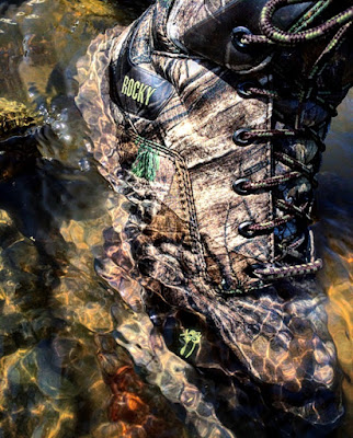 Broadhead Boots in Water