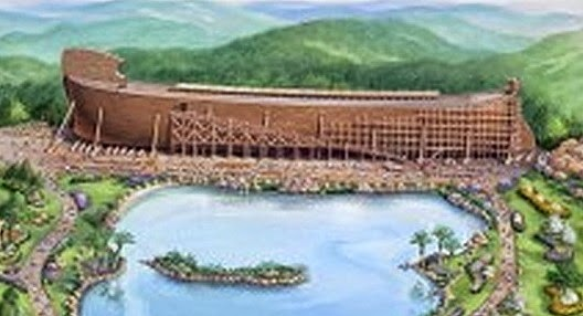 Could Noah's Ark Have Supported the Weight of Two Million Sheep?