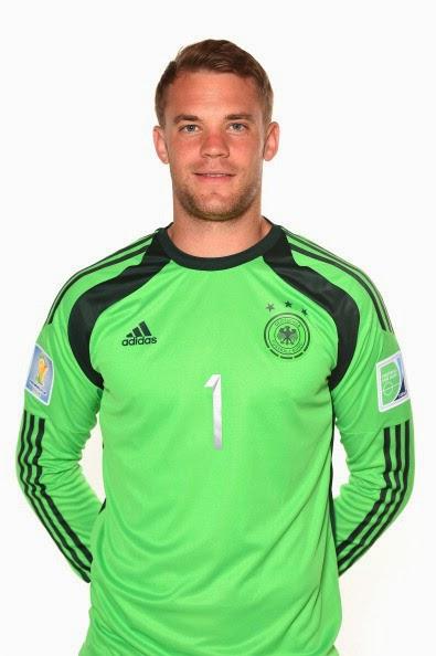 Manuel Neuer (FC Bayern Munich - Allemagne)