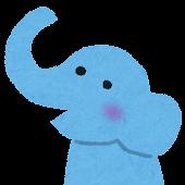 象のアイコン
