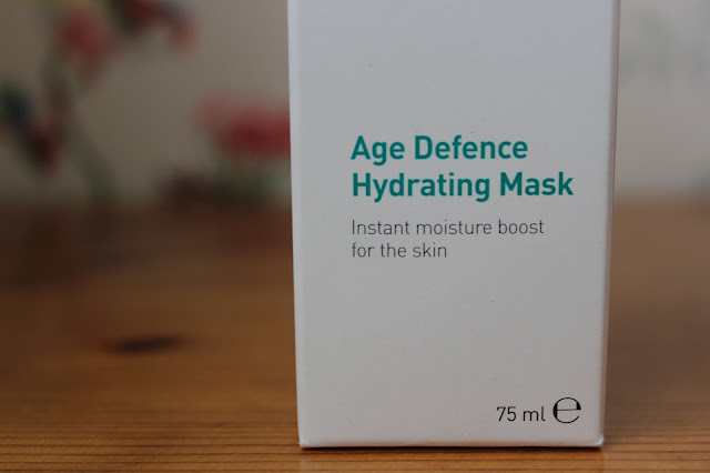 Review | Vitage Age Defence Hydrating Mask