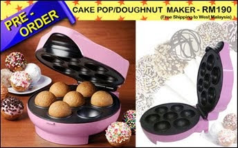 CAKE POP/DOUGHNUT MAKER