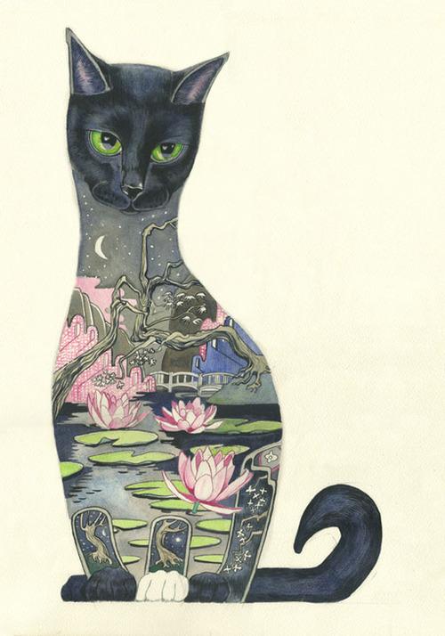 Un gran maestro zen, responsable del monasterio de Mayu Kagi, tenía un gato que era su verdadera pasión. Tanto era así que durante las lecciones de