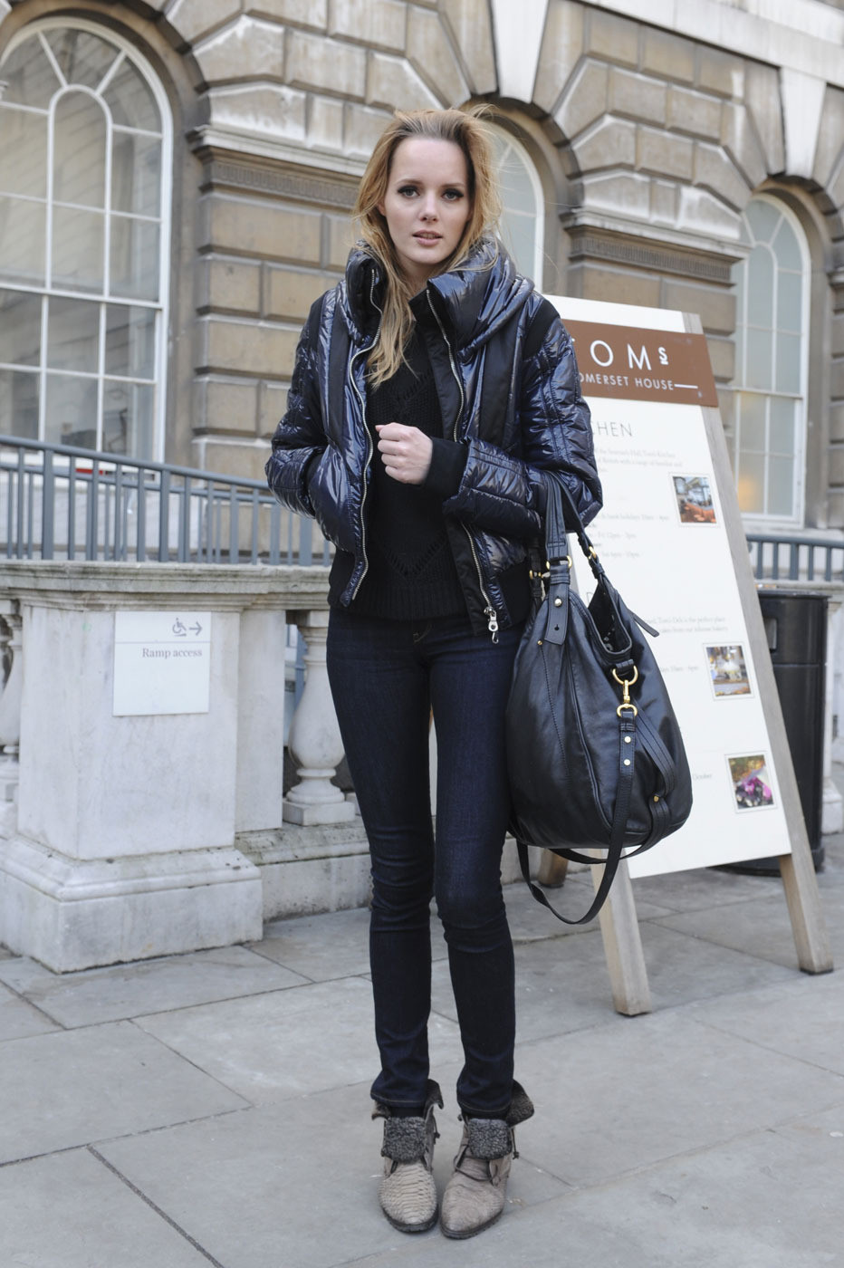 London Fashion Week Street Style Poppy Delevingne Amp More
