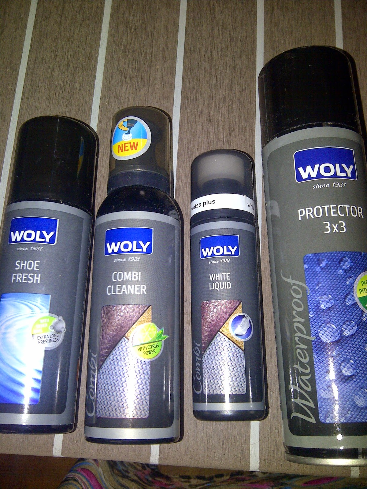 s product reviews woly shoe fresh combi cleaner