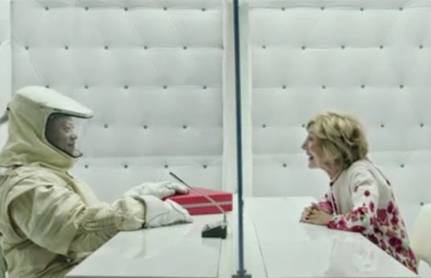 The Signal - Laurence Fishburne & Lin Shaye | A Constantly Racing Mind