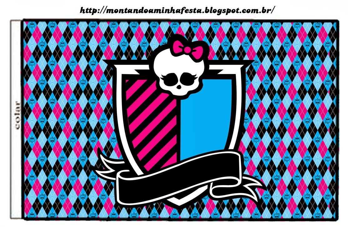 Monster High: Free Printable Labels and Toppers. | Is it for ...