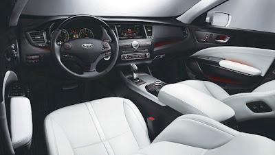 Kia Motors lançou o novo sedã K9