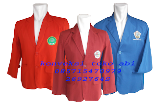 Konveksi Pembuatan Jas Almamater di Tangerang:Batu ceper ,Benda ,Cibodas ,Ciledug ,Cipondoh ,Jatiuwung ,Karangtengah ,Karawaci ,Larangan  ,Neglasari ,Periuk ,Pinang ,Tangerang