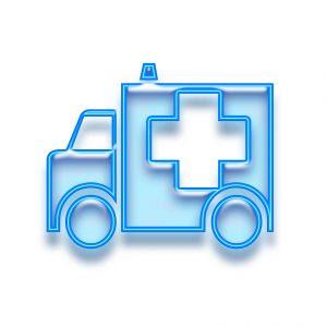 ambulance, budak dilanggar
