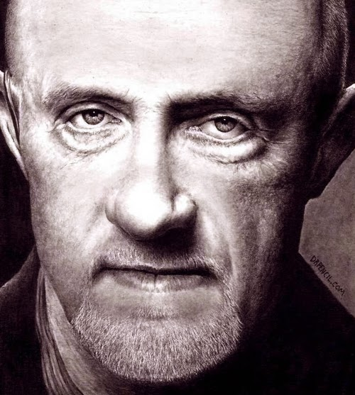 05-Jonathan-Banks-Mike-Mike-Ehrmantraut-Breaking-Bad-Rick-Kills-Pencils-DrPencil-Hyper-Realistic-Rick-Fortson-www-designstack-co