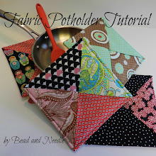 FABRIC POTHOLDER TUTORIAL