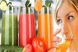 Resep Jus Untuk Diet Menurunkan Berat Badan Dengan Bahan Alami