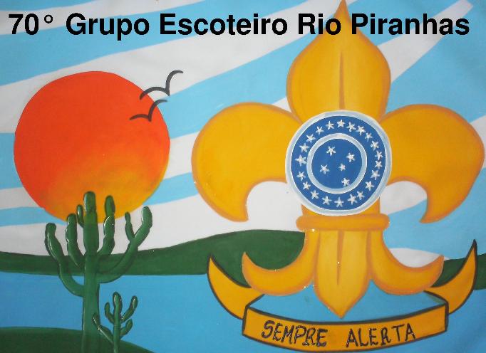 70° Grupo De Escoteiros Rio Piranhas