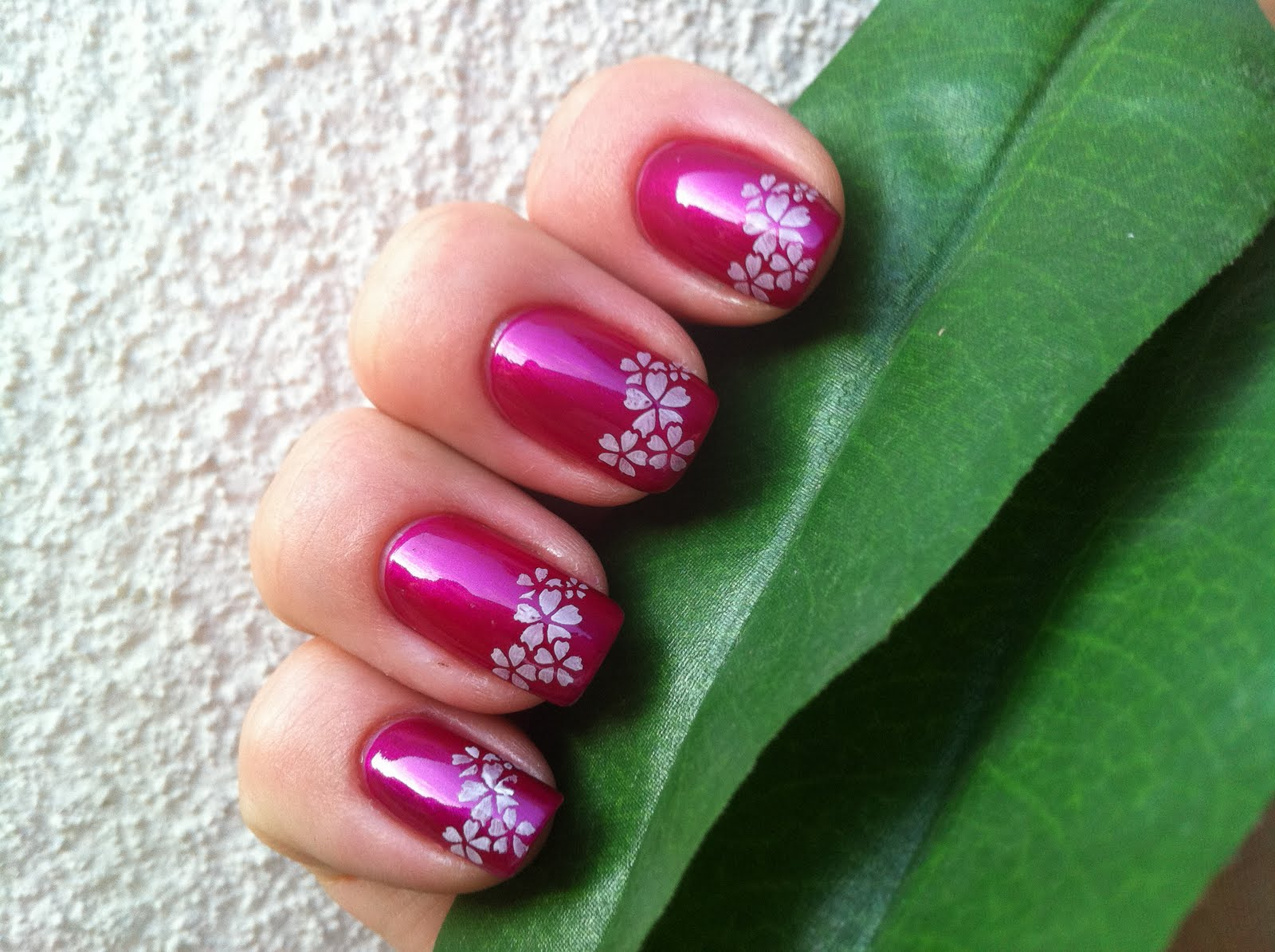 Nails By Desiré: Kinky nails / Pink Wednesday!