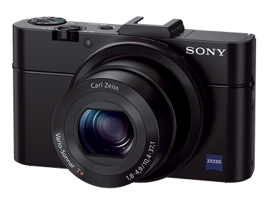 Sony Cyber-shot DSC-RX100 II Camera User's Manual